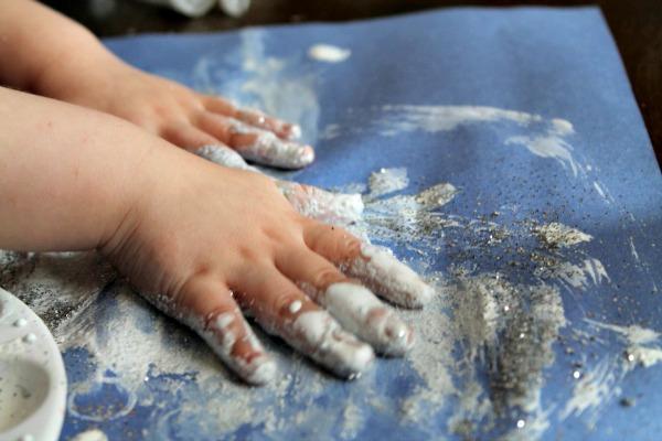snow painting 6