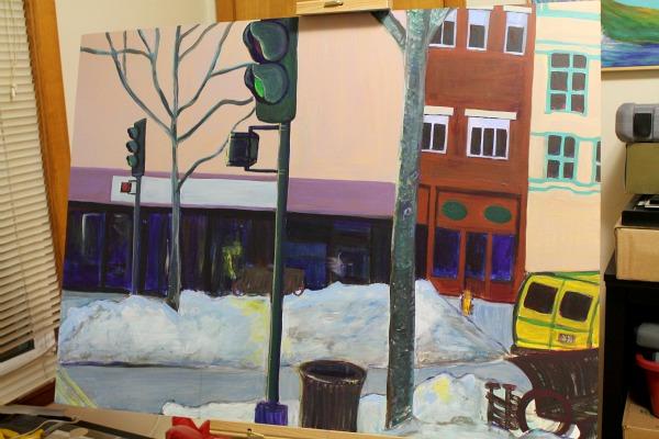 art van painting progress-2