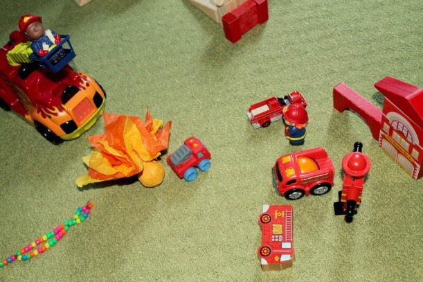 fire fighter toys