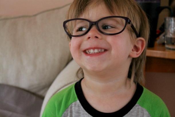 mumma's glasses