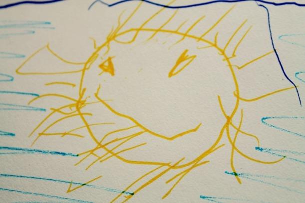 Simon's sunshine