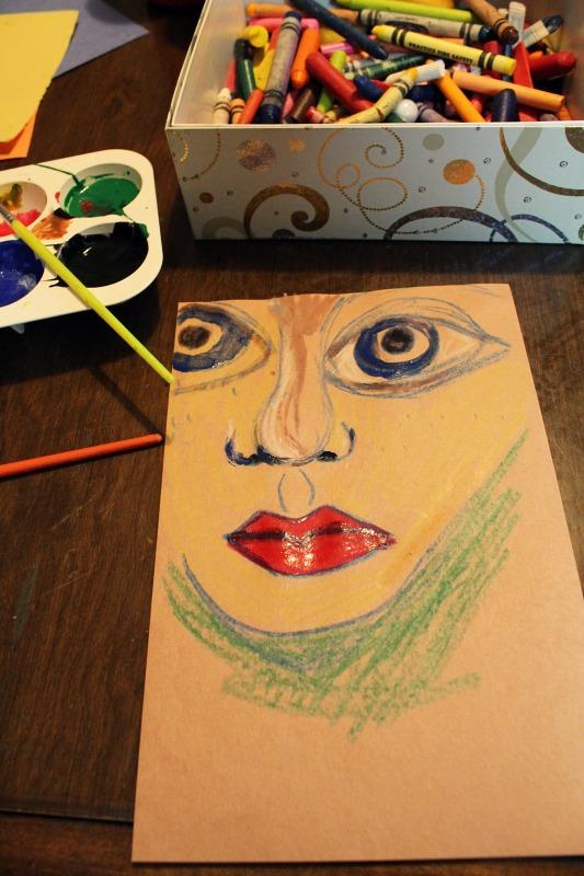 art day 8